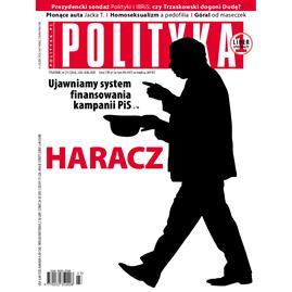 okładka AudioPolityka Nr 23 z 3 czerwca 2020 roku, Audiobook | Polityka