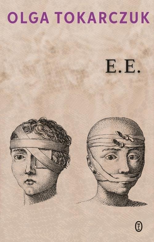 okładka E.E.książka |  | Olga Tokarczuk