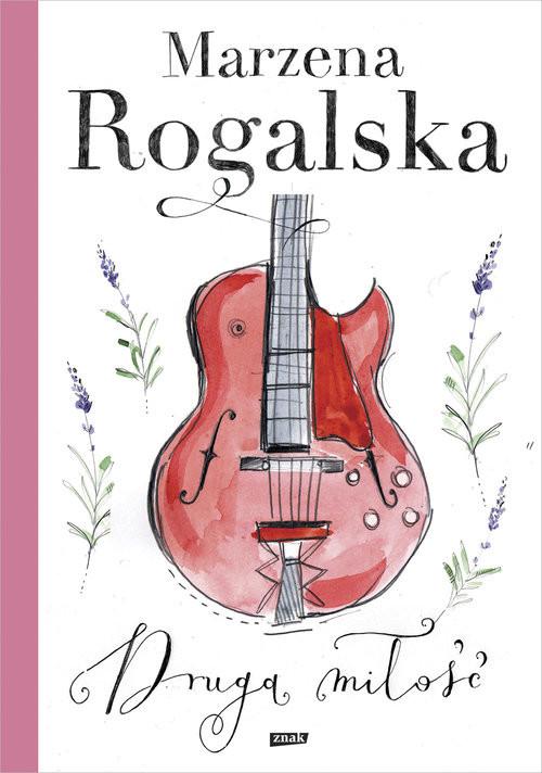 okładka Druga miłośćksiążka |  | Marzena Rogalska