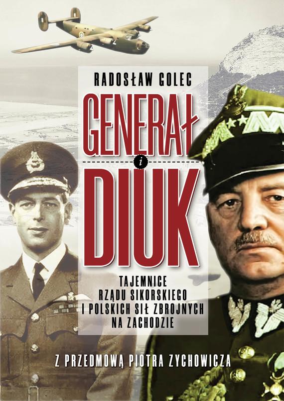okładka Generał i Diukebook | epub, mobi | Radosław Golec