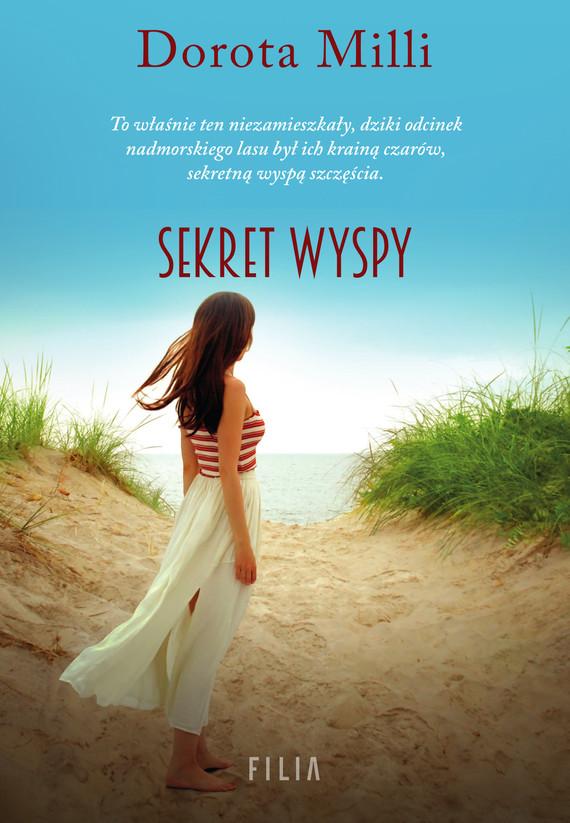 okładka Sekret wyspyebook | epub, mobi | Dorota Milli