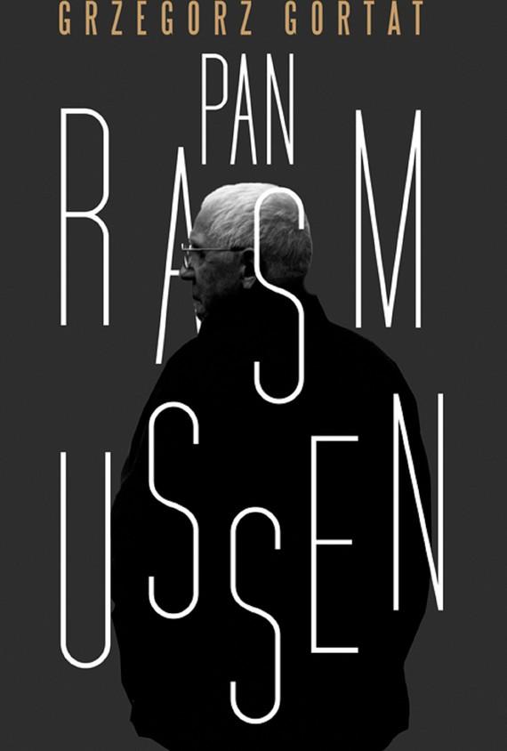 okładka Pan Rasmussen, Ebook   Grzegorz Gortat