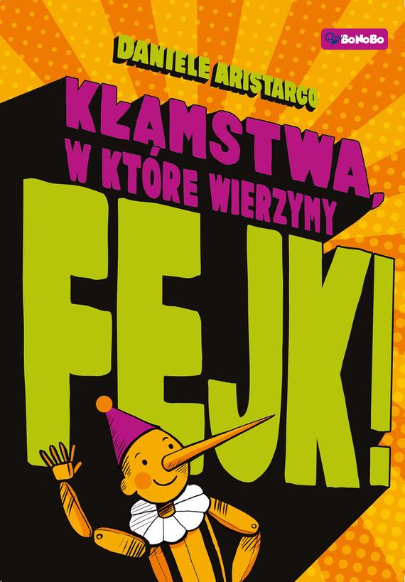 okładka Fejk, Ebook | Daniele Aristarco