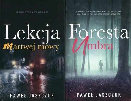 okładka Foresta Umbra / Lekcja martwej mowy Pakiet, Książka | Paweł Jaszczuk