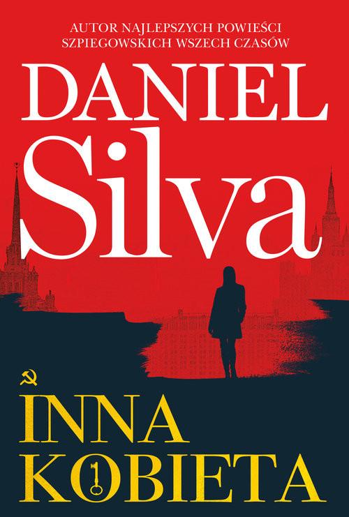 okładka Inna kobieta, Książka | Daniel Silva