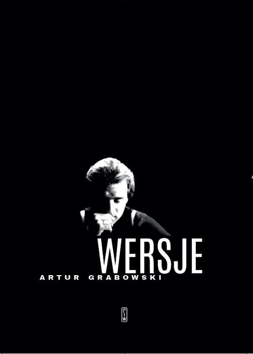 okładka Wersje, Książka | Artur  Grabowski