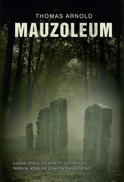 okładka Mauzoleumksiążka |  | Thomas Arnold