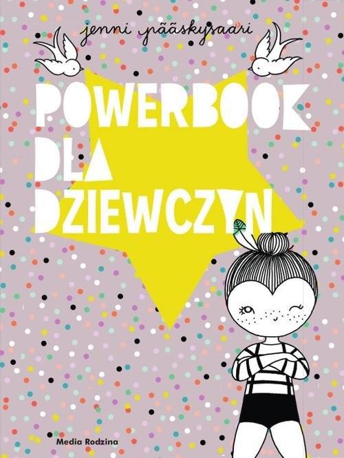 okładka Powerbook dla dziewczyn, Książka | Pääskysaari Jenni