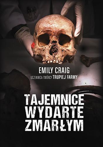 okładka Tajemnice wydarte zmarłym, Książka | Emily Craig