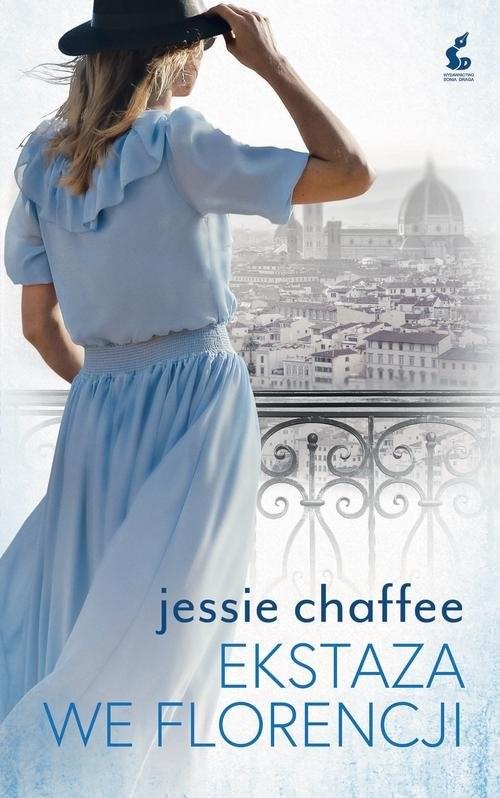 okładka Ekstaza we Florencji, Książka | Chaffee Jessie