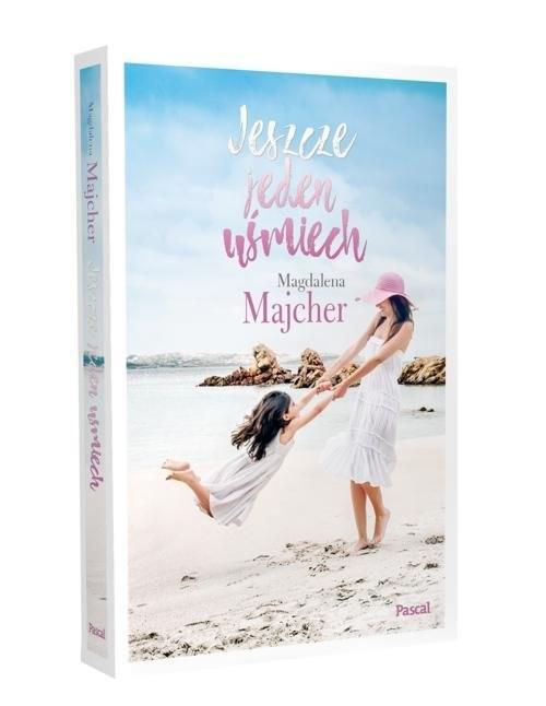 okładka Jeszcze jeden uśmiech, Książka | Magdalena Majcher