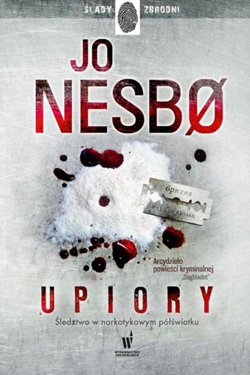 okładka Upiory, Książka | Jo Nesbo