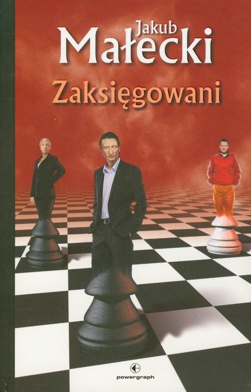 okładka Zaksięgowani, Książka | Jakub Małecki