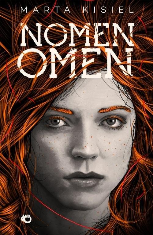 okładka Nomen Omen, Książka   Marta Kisiel