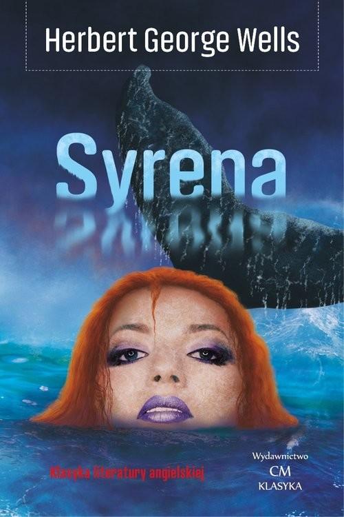 okładka Syrena, Książka | Herbert George Wells