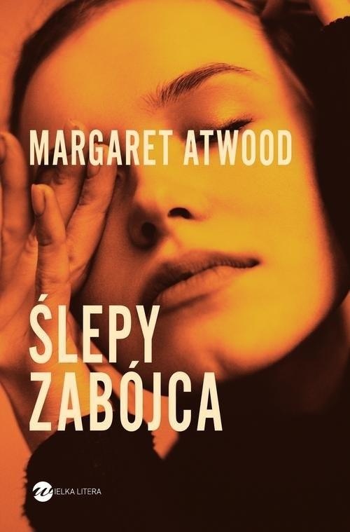 okładka Ślepy zabójca, Książka   Margaret Atwood