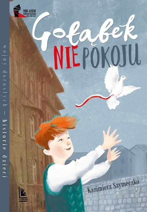 okładka Gołąbek niepokoju, Książka   Kazimierz Szymeczko