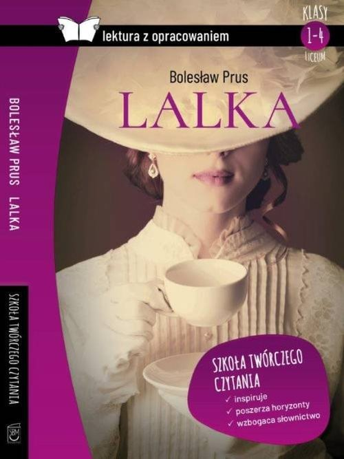 okładka Lalka Lektura z opracowaniemksiążka |  | Bolesław Prus