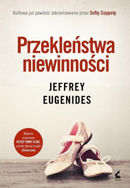 okładka Przekleństwa niewinności, Książka | Jeffrey Eugenides