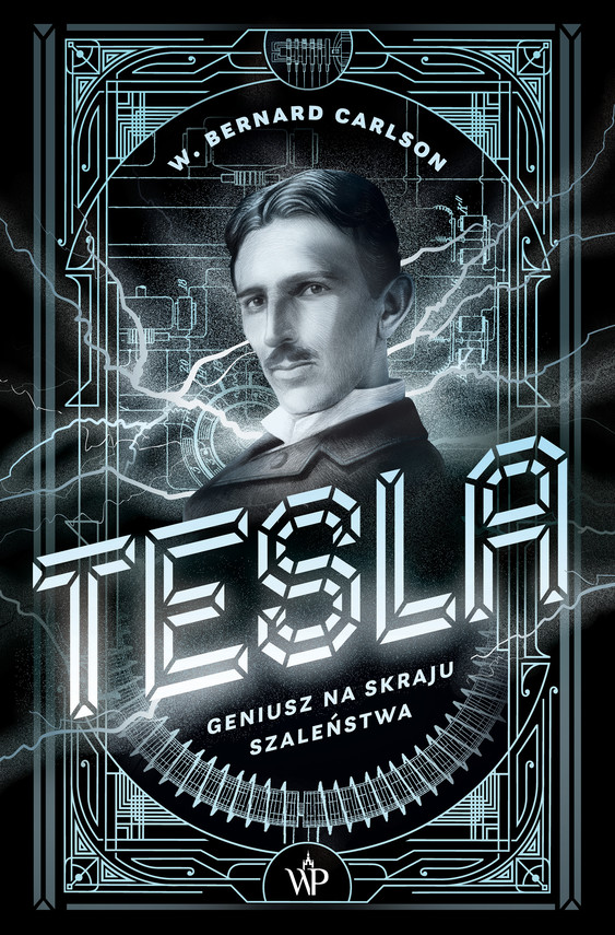 okładka Teslaebook | epub, mobi | W. Bernard Carlson
