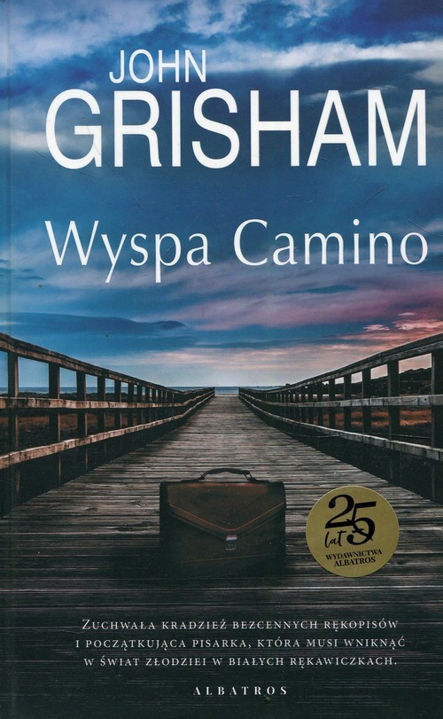 okładka Wyspa Caminoksiążka |  | John  Grisham