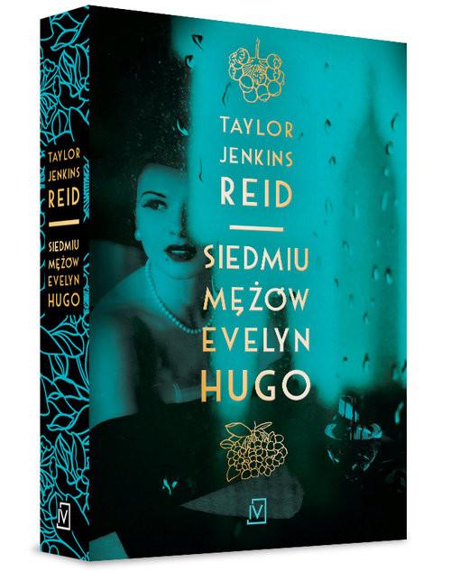 okładka Siedmiu mężów Evelyn Hugo, Książka   Jenkins Reid Taylor
