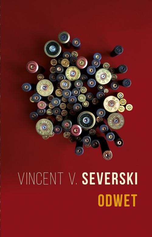 okładka Odwet, Książka | Vincent V. Severski