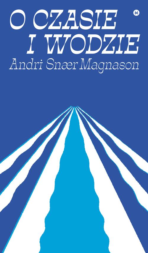 okładka O czasie i wodzie, Ebook   Andri Snær Magnason