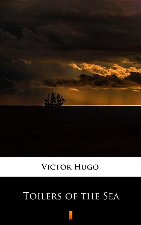 okładka Toilers of the Seaebook   epub, mobi   Victor  Hugo