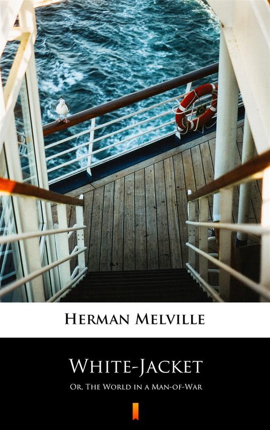okładka White-Jacket, Ebook | Herman Melville
