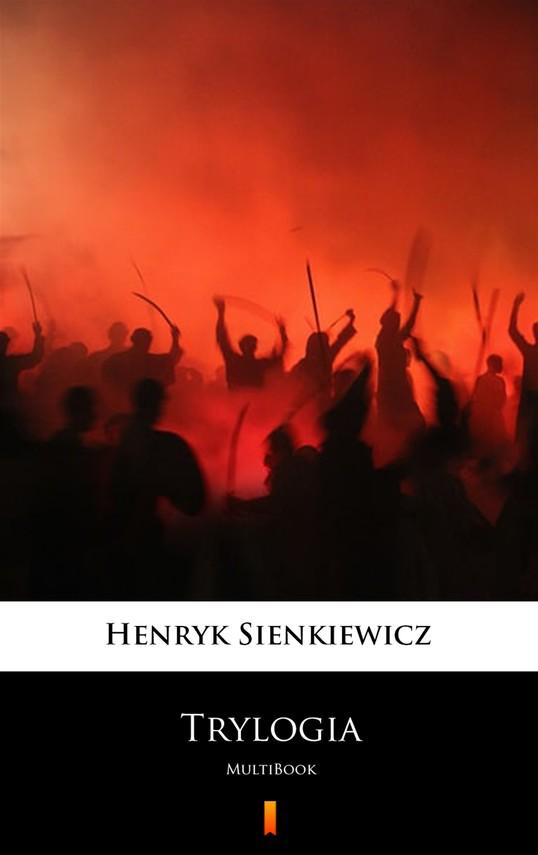 okładka Trylogiaebook | epub, mobi | Henryk Sienkiewicz