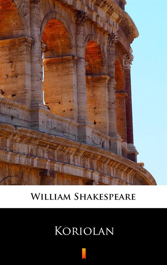 okładka Koriolanebook | epub, mobi | William Shakespeare