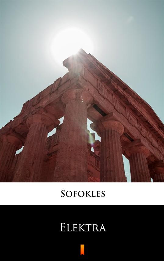 okładka Elektra, Ebook   Sofokles