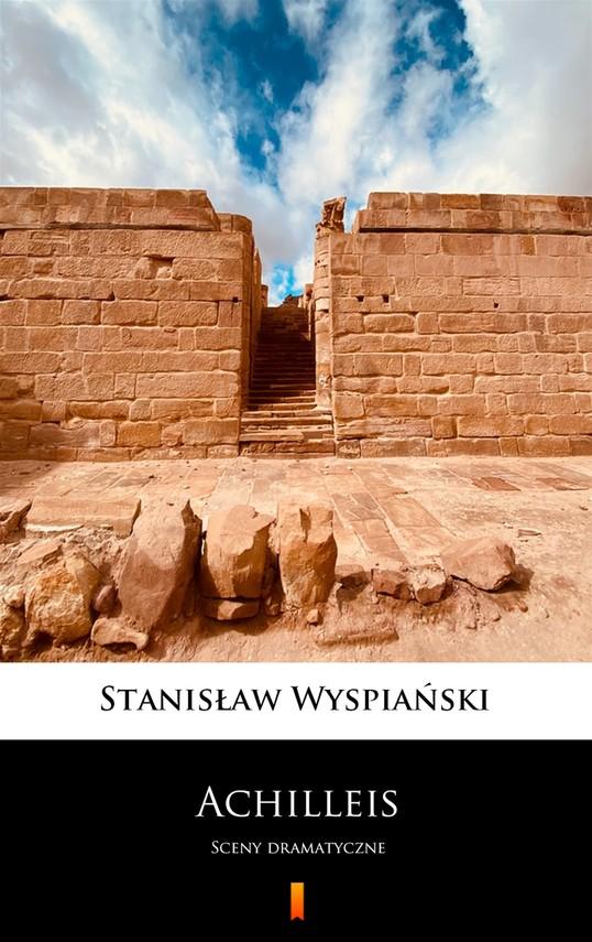 okładka Achilleisebook | epub, mobi | Stanisław Wyspiański