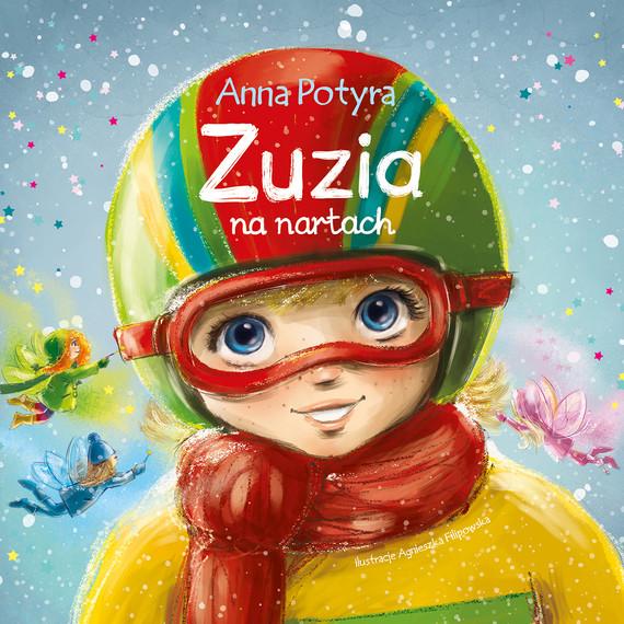 okładka Zuzia na nartach (audiobook), Audiobook | Anna Potyra