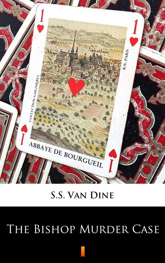 okładka The Bishop Murder Caseebook | epub, mobi | S.S. Van Dine