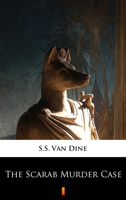 okładka The Scarab Murder Caseebook | epub, mobi | S.S. Van Dine