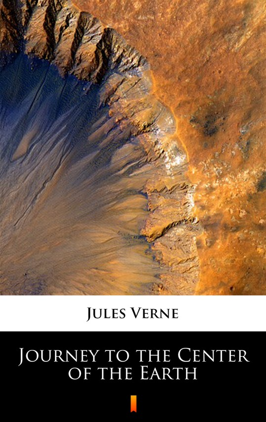 okładka Journey to the Center of the Earthebook | epub, mobi | Jules Verne