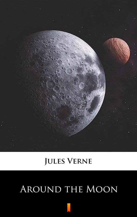 okładka Around the Moonebook | epub, mobi | Jules Verne