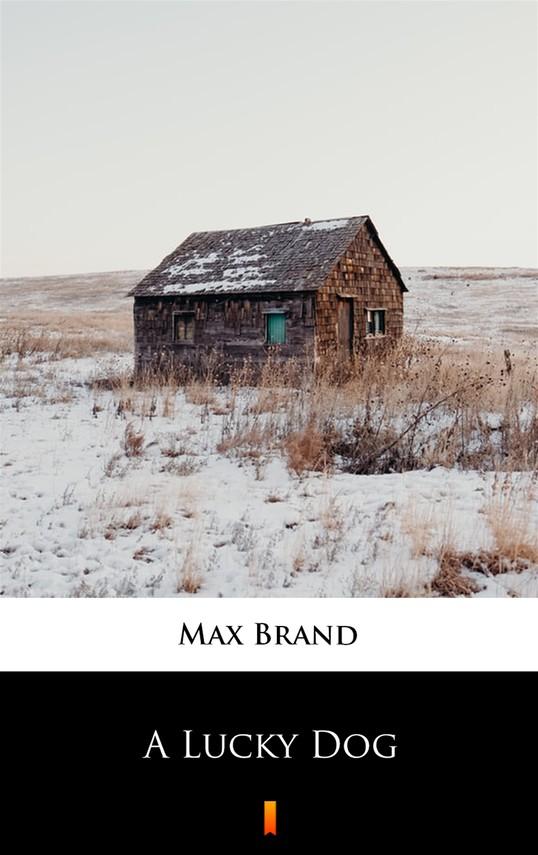 okładka A Lucky Dogebook | epub, mobi | Max Brand