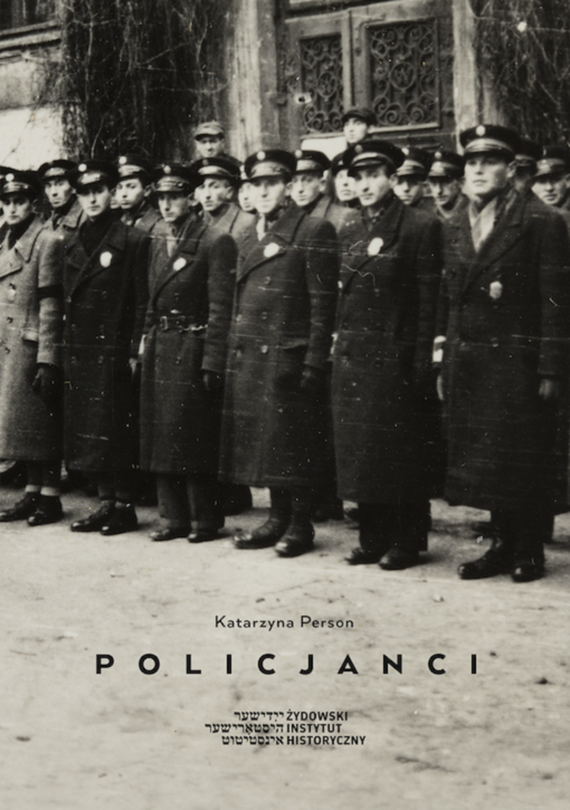 okładka POLICJANCI (PDF), Ebook   Katarzyna Person