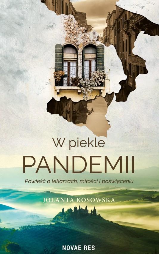 okładka W piekle pandemii, Ebook   Jolanta Kosowska