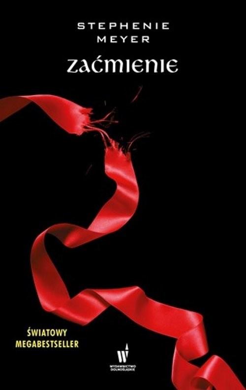 okładka Zaćmienie, Książka   Stephenie Meyer
