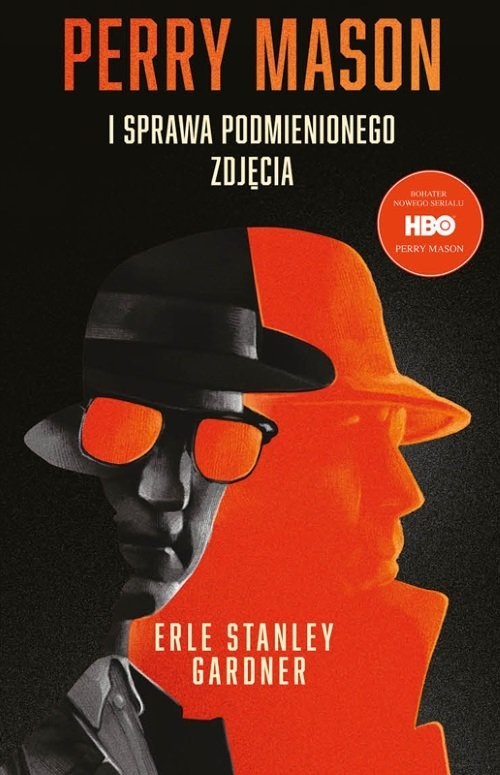 okładka Perry Mason i sprawa podmienionego zdjęcia, Książka   Erle Stanley Gardner
