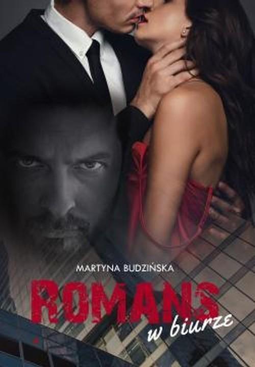 okładka Romans w biurze, Książka | Budzińska Martyna