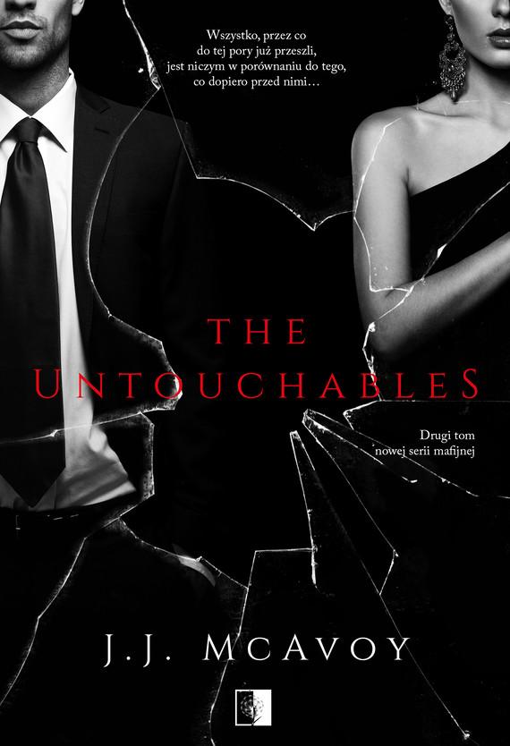 okładka The Untouchablesebook   epub, mobi   J. J.  McAvoy
