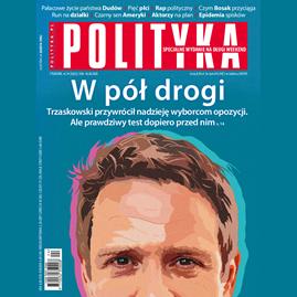 okładka AudioPolityka Nr 24 z 10 czerwca 2020 roku, Audiobook | Polityka