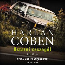 okładka Ostatni szczegółaudiobook   MP3   Harlan Coben