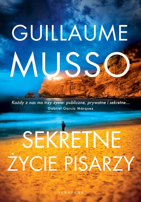 okładka Sekretne życie pisarzy, Ebook   Guillaume Musso