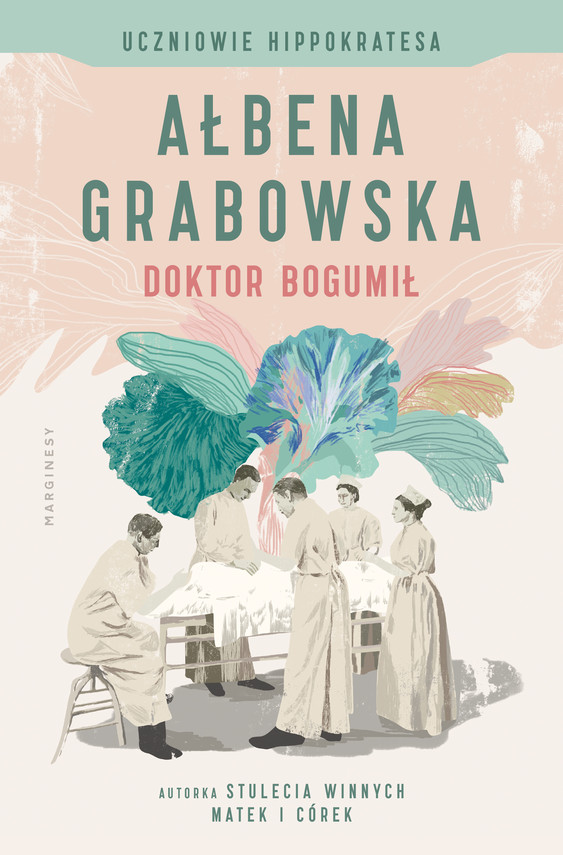 okładka Uczniowie Hippokratesa., Ebook | Ałbena  Grabowska